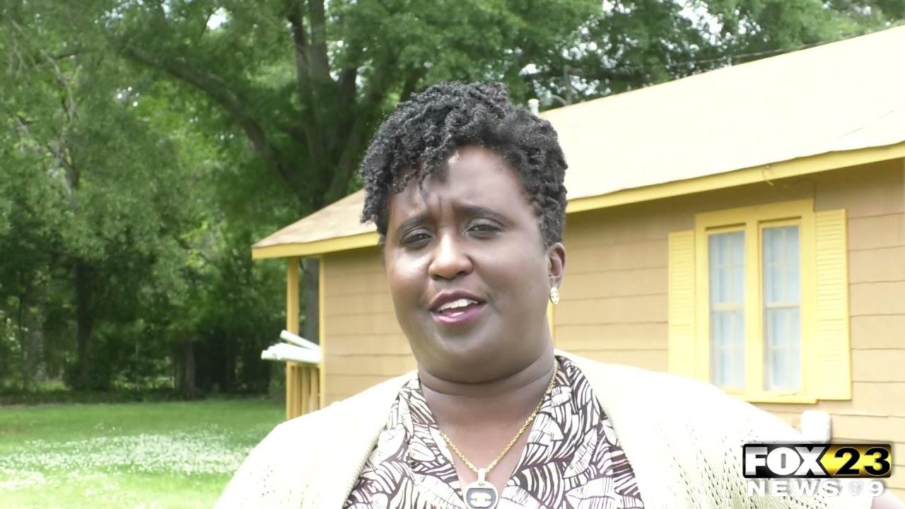 White seeks to become first female mayor of Hattiesburg