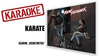 """KARAOKE """"Karate""""   NOCNY KOCHANEK   album: Hewi Metal"""