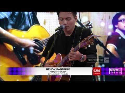 """Showbiz News: Rendy Pandugo Bawakan Single """"I Don't Care"""""""