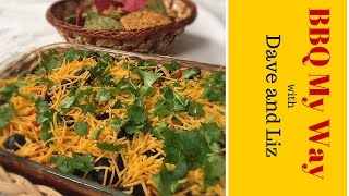 Taco Dip Recipe - Delicious Instructional Video