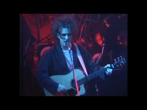 The Cure - Inbetween Days - Whistle Test 1985