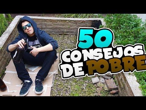 50 CONSEJOS PARA DISFRUTAR SER POBRE