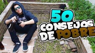 50 CONSEJOS PARA DISFRUTAR SER POBRE thumbnail