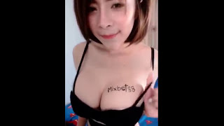 Bigo Live Show - Big Tits Wear Tattoos