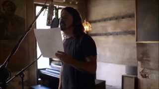 Making of In The Clear - Foo Fighters