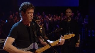 Lou Reed Perfect Day Later With Jools Holland 2003 Bbc Two