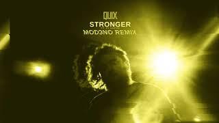 QUIX - Stronger (feat. Elanese) [Mod3no Remix] Dim Mak Records