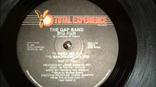 GAP BAND - BIG FUN 12 INCH + ACAPELLA MIX