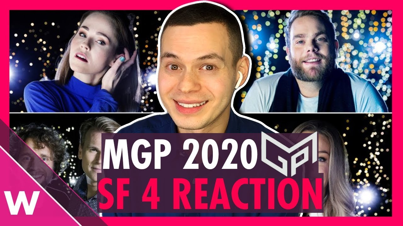 Melodi Grand Prix 2020: Semi-Final 4 Reaction to all songs (Norway)