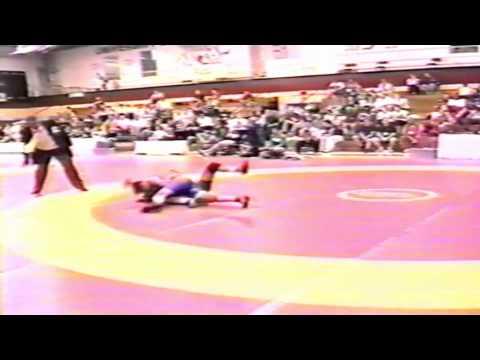 2004 Canada Cup: 51 kg Jessica Bondy (CAN) vs. Terri McNutt (CAN)