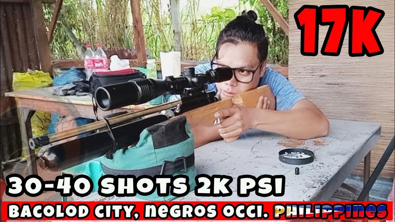 PCP DBB barrel target shooting steel plate
