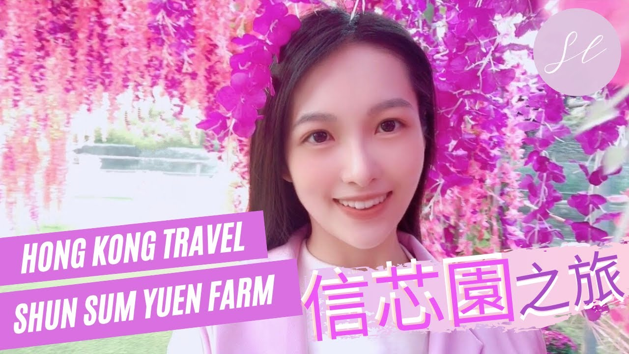 【蔚然起行】信芯園之旅 | 元朗信芯園 | 紫藤花 | Shun Sum Yuen Farm | Hong Kong Travel | 香港旅遊 | SL Ventures