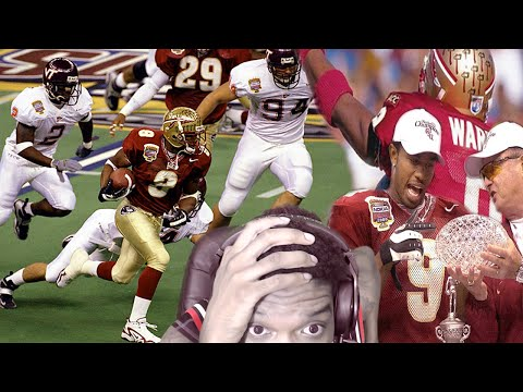 ITS ABOUT TIME! MOST ELUSIVE PLAYER EVER PETER WARRICK REACTION BETTER THAN TAVON AUSTIN!