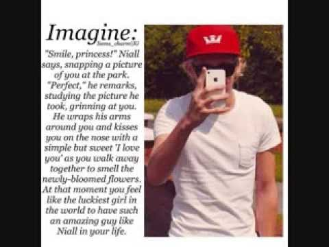 one direction imagines youtube
