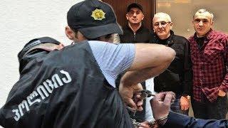 МВД Грузии задержало четырех человек за связи с воровским миром