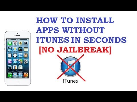 Install IPA without Jailbreak