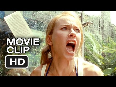 The Impossible (2012) - The Wave  - Official Extended Clip Naomi Watts, Ewan McGregor Movie HD