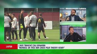 L'avis d'Ali Benarbia sur Thierry Henry