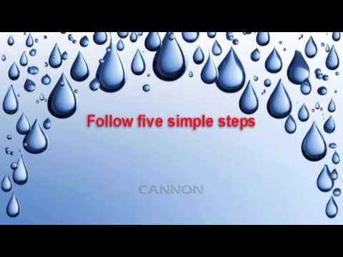CANNON® SimpleVIS® Training Video