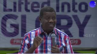 PASTOR EA ADEBOYE SERMON  SEPTEMBER 2019 DIVINE ENCOUNTER