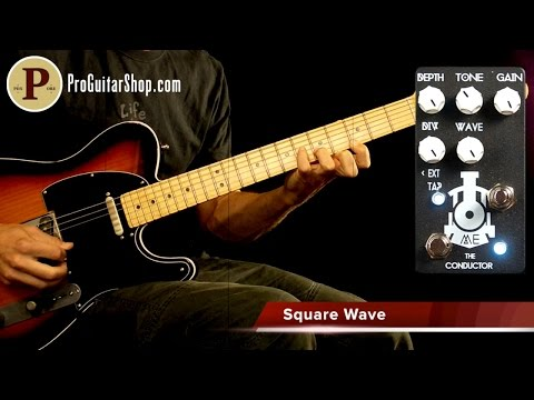 Matthews Effects The Conductor Tap Tremolo
