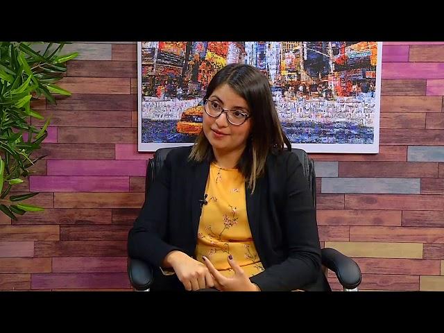Miradas | Zaira Chamorro, Fundación Conversemos Mamá | Capítulo 34