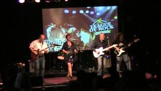 League of Rock Ottawa Karma is Kool Bad Case of Loving You cover
