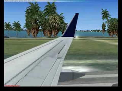 FSX Boeing 737-800 World Travel Airlines
