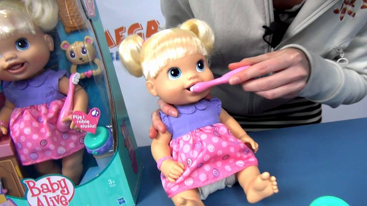 Fun with Baby Alive: Baby Alive Baby's Got New Teeth Tooth ... |Baby Alive New Teeth