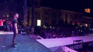 FAYDEE - live on  Media Music Awards Sibiu 2014(Official)