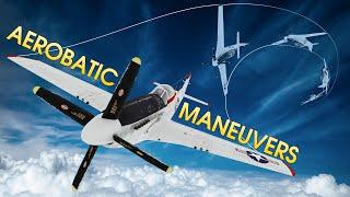 Aerobatic maneuvers guide / War Thunder