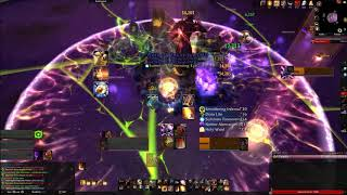 Protection Paladin Tank Mage Tower Challenge - Hadrielle - Atom