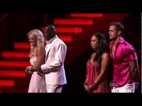 William Levy & Cheryl Burke - DWTS14 - Results Show Week 9.