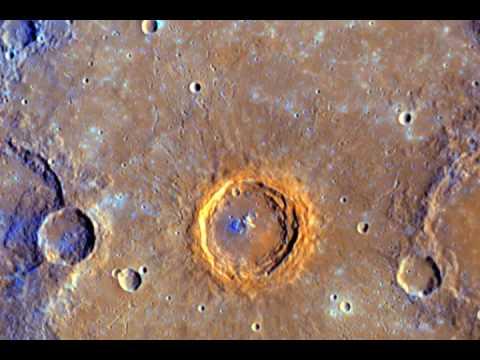 Google Mercury: New NASA Images - YouTube