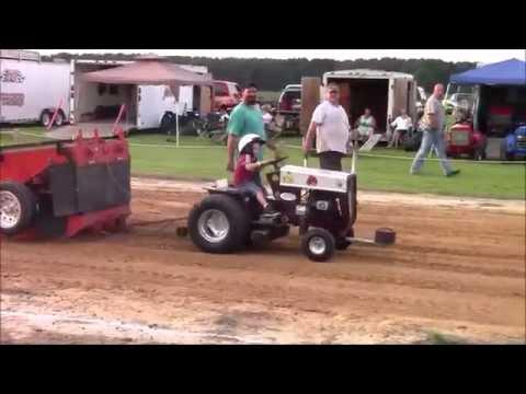 Lawn Mower Pulling In NC