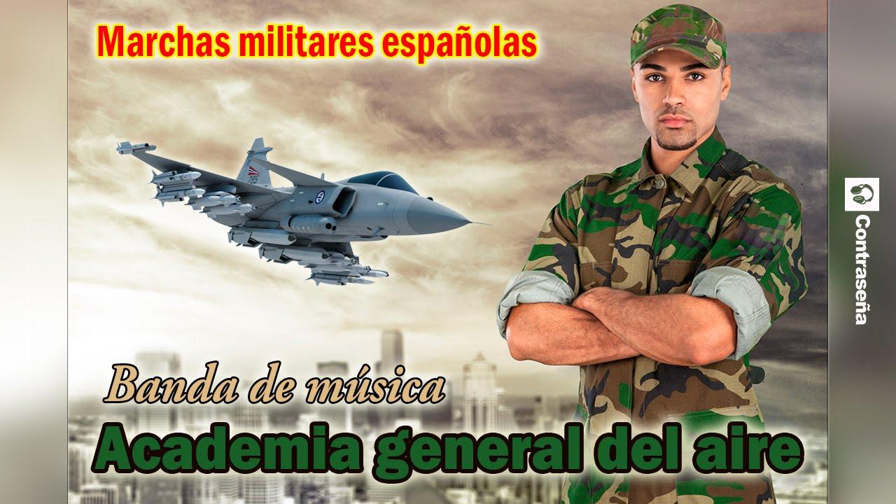 Download Marchas Militares Españolas, Musica Militar Española, Academia General del Aire, Corneta, España