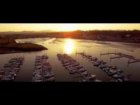 The Llyn Peninsula - North Wales Aerial Spectacular Video - M7Aerial