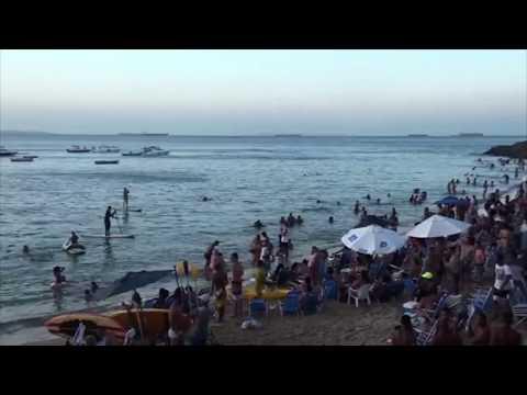 Salvador:  Aniversário e História