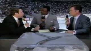 1995 Stanley Cup Finals: Gary Bettman Interview