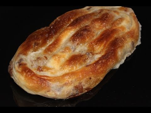 Kako napraviti burek - how to make burek pita