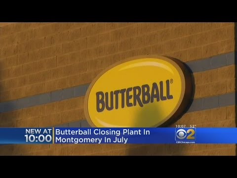 Butterball Plant Closing