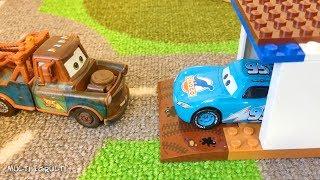Мультики про Машинки для Детей Тачки Молния Маквин...