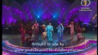 BERDENDANG SAYANG - ALIF AZFAR & DATIN ORKID ABDULLAH