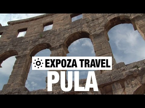 Pula (Croatia) Vacation Travel Video Guide