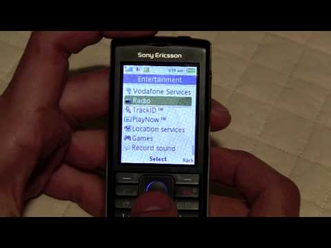 Sony Ericsson Cedar Unboxing and Review