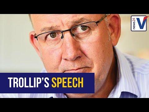 WATCH: Nelson Mandela Bay has rich history of reconciliation - Trollip