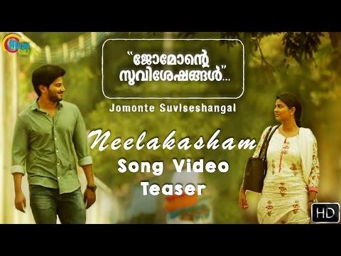 Neelakasham Full HD Video Song | Jomonte...