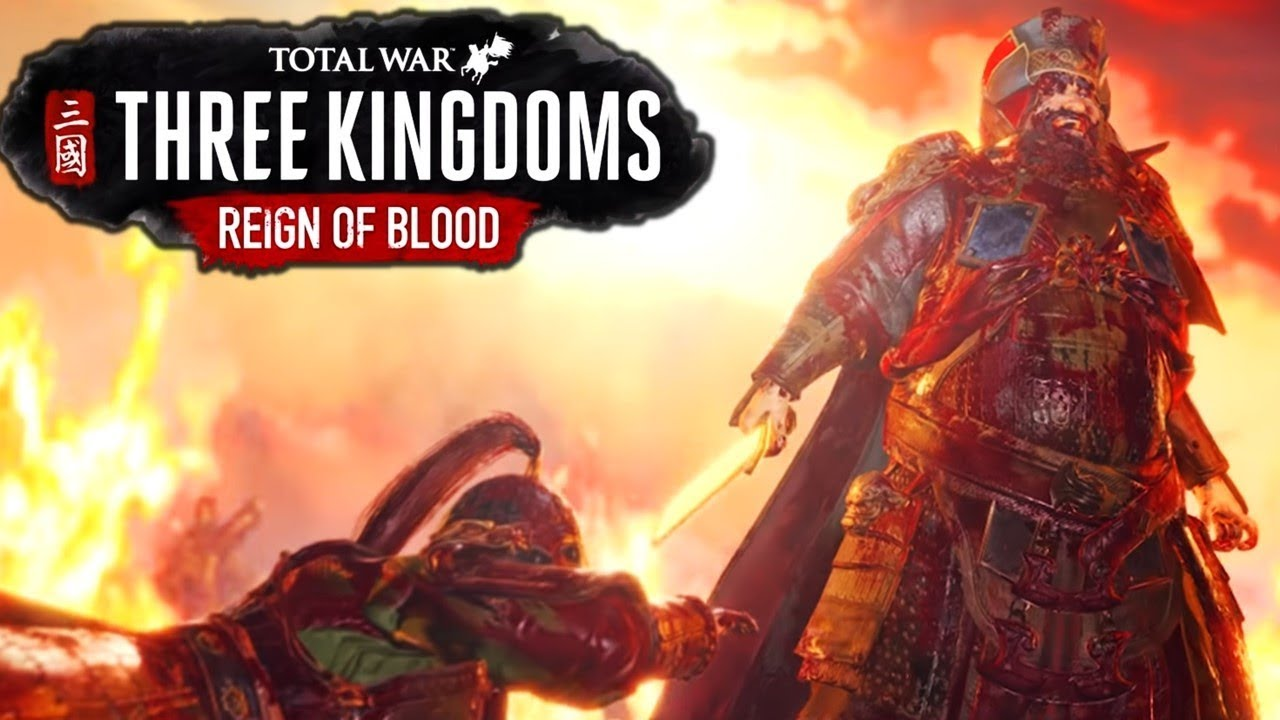 Total War THREE KINGDOMS Reign of Blood Release Xbox One