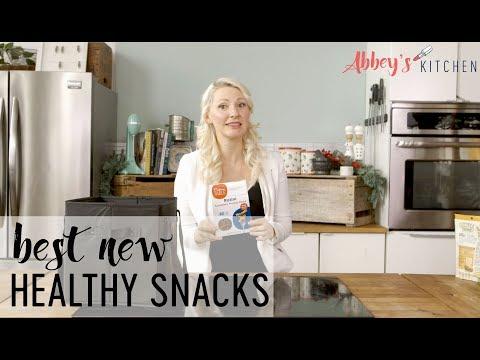 Best New Healthy Snacks of 2019 | Vegan, High Protein, Probiotics & Gluten Free