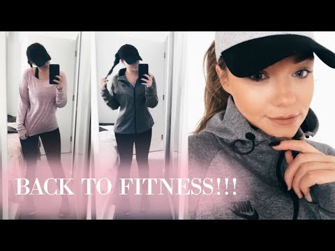 FITNESS FOR BEGINNERS! Basic Gym Bag Faves and Essentials | Michelle Crossan